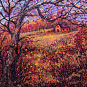 Beautiful Autumn Art Print