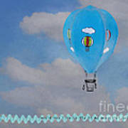 Beautiful Balloon Art Print