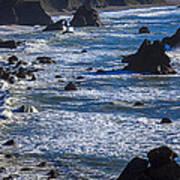 Beautiful California Coast Art Print
