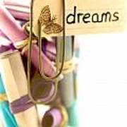 Beautiful Dreams Art Print