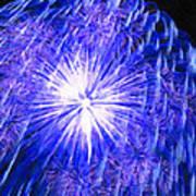 Beautiful Fireworks 11 Art Print