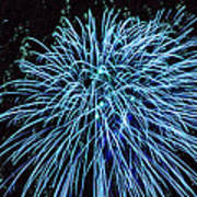 Beautiful Fireworks 13 Art Print