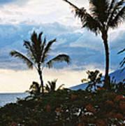 Beautiful Maui Lan 44 Art Print