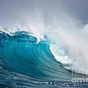 Beautiful Ocean Wave Print by Boon Mee