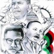 Beautiful Struggle Art Print