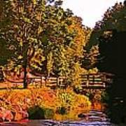 Beautiful Victoria Park Truro Nova Scotia Art Print