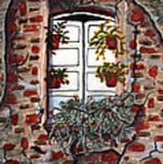 Beauty After Destruction Window Art Prints Art Print