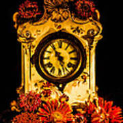 Beauty And Time Art Print