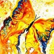 Becoming Butterfly Art Print
