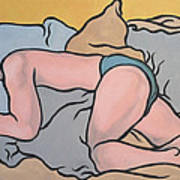 Bedscape Two-thirty Am Art Print