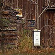 Bee Keepers Venue Art Print