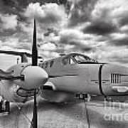 Beechcraft C-12 Huron Art Print