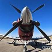 Beechcraft T-6a Texan II  Art Print