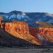 Beef Basin - Utah Landscape Art Print