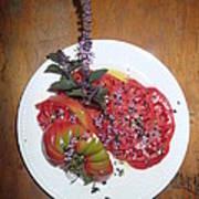 Beefsteak Art Print