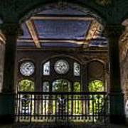 Beelitz Arches Art Print