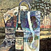 Beer On Tap Art Print