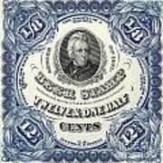 Beer Tax Stamp Art Print