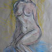 Before The Last Pose Art Print