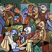 Before The Last Supper Art Print