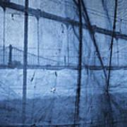 Behind The Veil - New York City Art Print