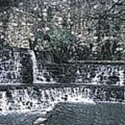 Behold The Waterfall Art Print