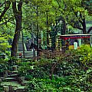 Beijing Gardens Art Print
