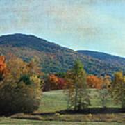 Belknap From Rogers Field Art Print