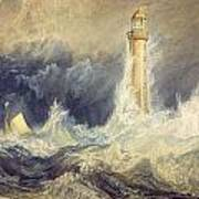 Bell Rock Lighthouse Art Print