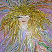 Bella El Art Print