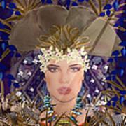 Belleza Terrosa  Art Print