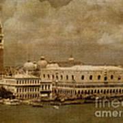 Bellissima Venezia Art Print