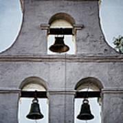 Bells Of Mission San Diego Too Art Print
