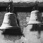 Bells Of San Juan Capistrano Art Print