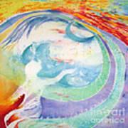 Beloved   Art Print by Anna Lisa Yoder