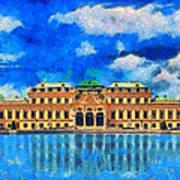 Belvedere Palace Art Print