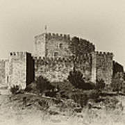 Belver Castle Art Print