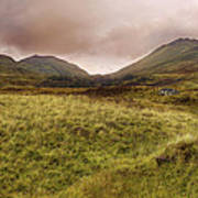 Ben Lawers - Scotland - Mountain - Landscape Art Print