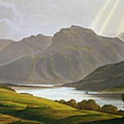 Ben Nevis Art Print