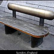 Bench #28 Art Print