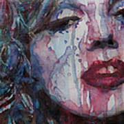 Beneath Your Beautiful Art Print by Paul Lovering