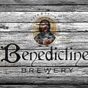 Benedictine Brewery Art Print