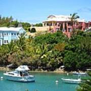 Bermuda In May Art Print