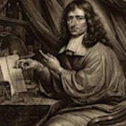 Bernard Vaillant Flemish, 1632 - 1698, Cornelis Mayer Art Print