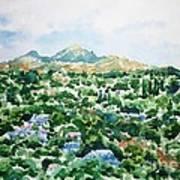 Beshtau Art Print