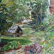 Bethania Garden Art Print