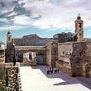 Bethlehem 1950 Art Print