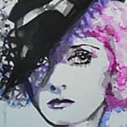 Bette Davis 02 Art Print