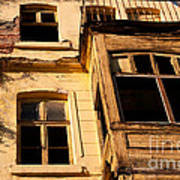 Beyoglu Old House 02 Art Print