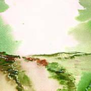 Beyond Horizon 2 Art Print